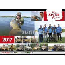Carp Zoom horgász falinaptár 2017.