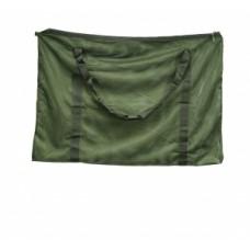 Pontyzsák + tartó 120x80cm zöld