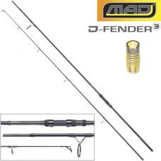 D.A.M MAD D-FENDER III CARP UK50 3,5LBS 3,9M