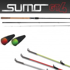 D.A.M SUMO GT4 WAGGLER 3,50m 5-20gr
