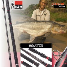 DAM - MONSTER BIG FISH ROD (2-TIP) - 2,40/2,70M - 100-200GR