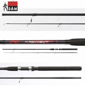 DAM FIGHTER PRO SPIN   5-20G