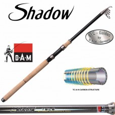 DAM SHADOW TELE RODS 10-45GR 2,4
