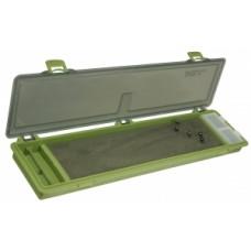 Előketartó carp box 38x8cm