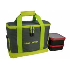 Team Nevis Csali hűtőtáska 2db dobozzal