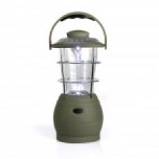 Akkumulátoros tábori lámpa