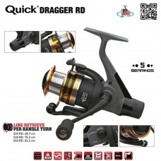 DAM QUICK DRAGGER 520 RD