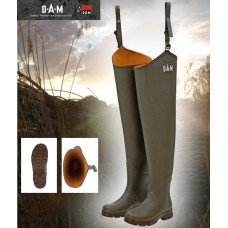 DAM - FLEX RUBBER HIP WADER