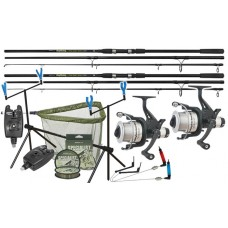 CARP HUNTER LONG CAST BOJLI SZETT