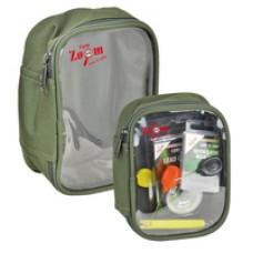 Carp'n'Carp átlátszó tetejű táska
