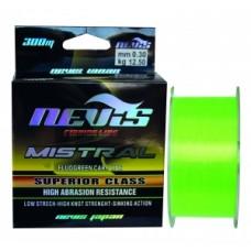 Mistral Fluo Green 300m