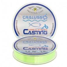 CRALUSSO LONG & STRONG CASTING HORGÁSZZSINÓR 200M