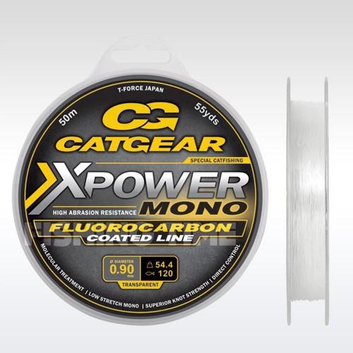 Catgear XPower Mono Leader harcsázó előkezsinór 50m