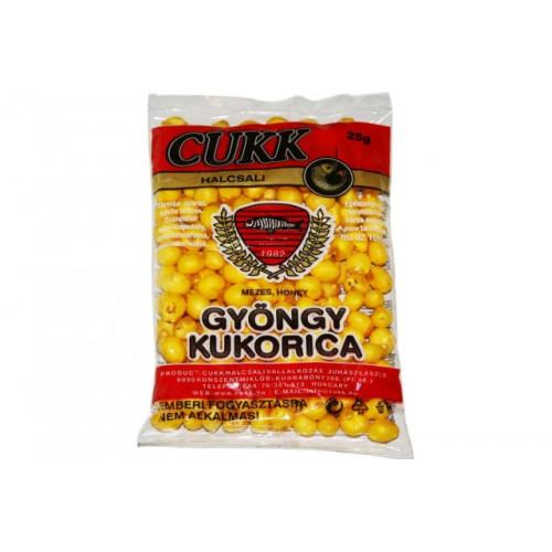 CUKK Gyöngykukorica (sárga-méz)