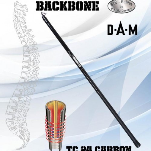 D.A.M BACKBONE BOLO 6M 5-25G