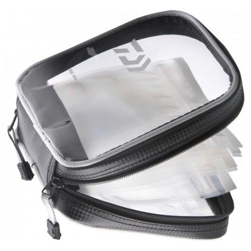 DAIWA Rig- és  aprócikktartó táska 5x16x17