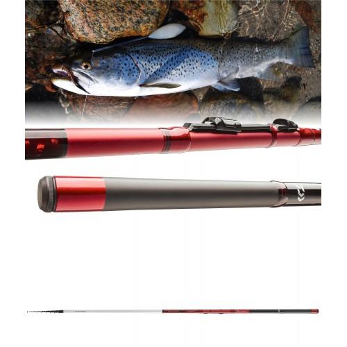 DAIWA Ninja Lake Trout 4.20m 15-40g pergető  pisztrángozó