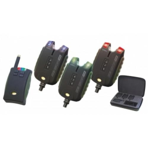 Sensor WDX elektromos kapásjelző szett 3+1