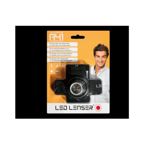 Led Lenser Fejlámpa A41