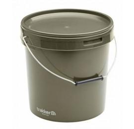 Trakker - 10 Litre Olive Buckets - Zöld vödör 10 literes