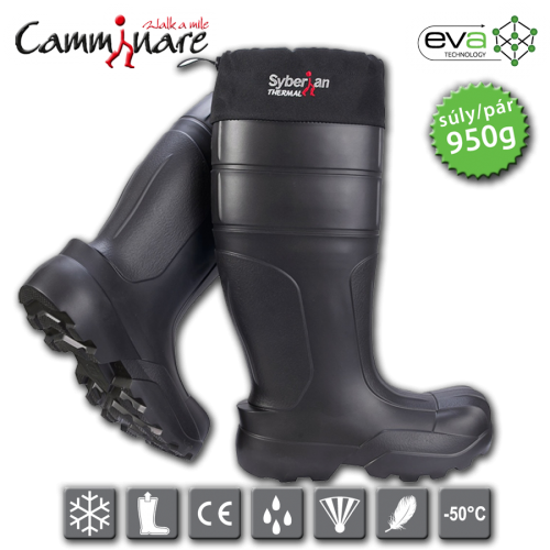Camminare Syberian Thermal Boots - csizma -50 Celsius