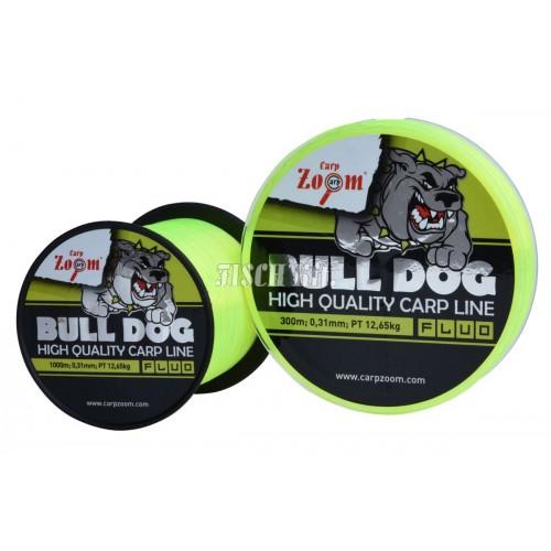 Bull-Dog FLUO Carp Line 1000m több méretben