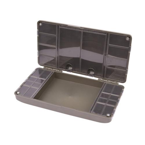 CZ Tackle Safe pontyozó szerelékes doboz,  24x12x3,5 cm