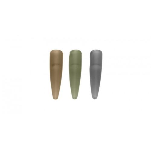 Gardner - Covert Mini Anti-Tangle Sleeves - áttetsző Zöld 20db