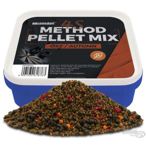 HALDORÁDÓ 4S Method Pellet Mix - Ősz