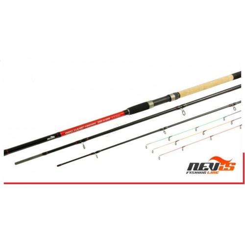 Red Carp Feeder  60-150g 3+3