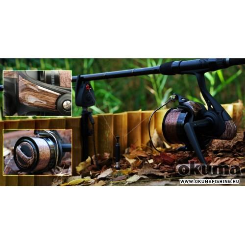 OKUMA Custom Black Rose Wood orsó 60-s