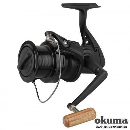 OKUMA Custom Black távdobó orsó CB-60 3+1bb SAJÁT FESTETT ALAP