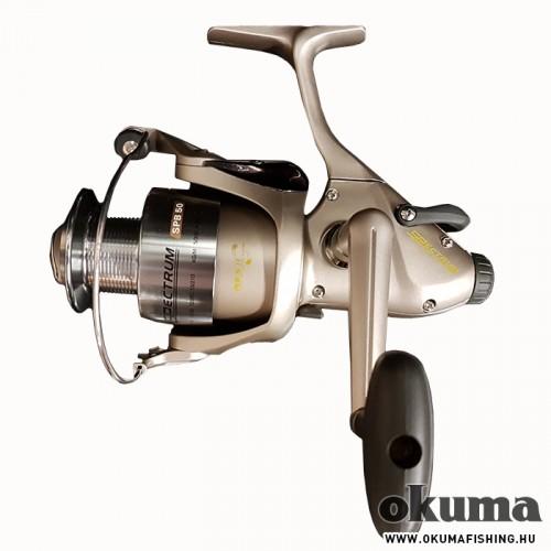 OKUMA Spectrum nyeletőfékes orsó 65-s