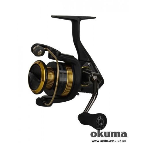 OKUMA Custom Spin pergető orsó 80-s