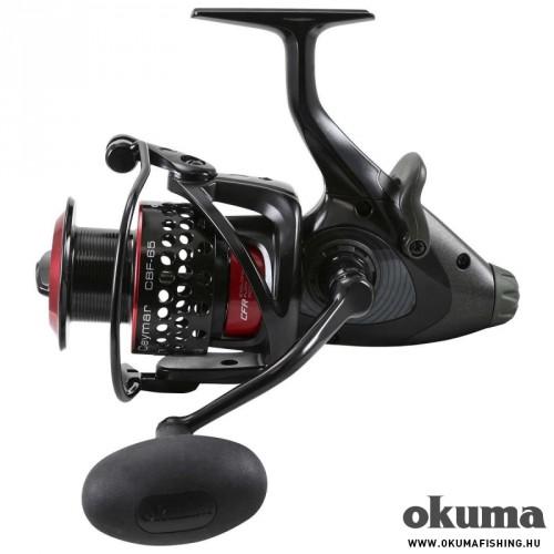 OKUMA Ceymar Baitfeeder CBF-55 7+1 nyeletőfékes orsó