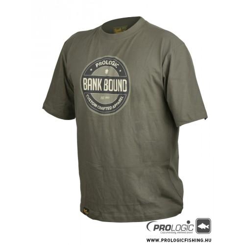 PROLOGIC Bank Bound Badge póló több méretben