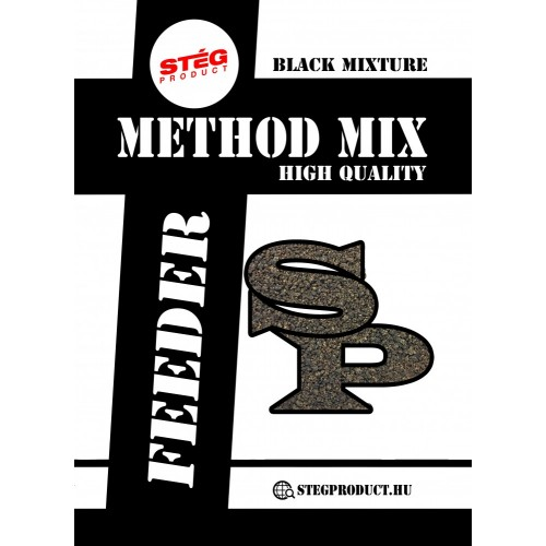 Stég Product - Method Mix - Black Mixture