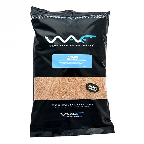 Wave Products – Almond Groundbait – Etetőanyag 1kg