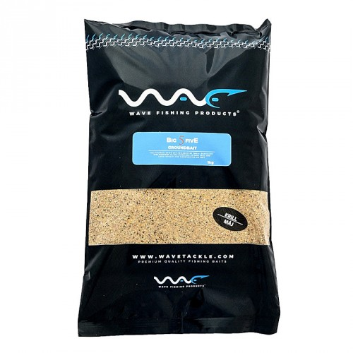Wave Products – Big5 Groundbait – Etetőanyag 1kg