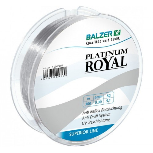 Balzer Platinum Royal 30m